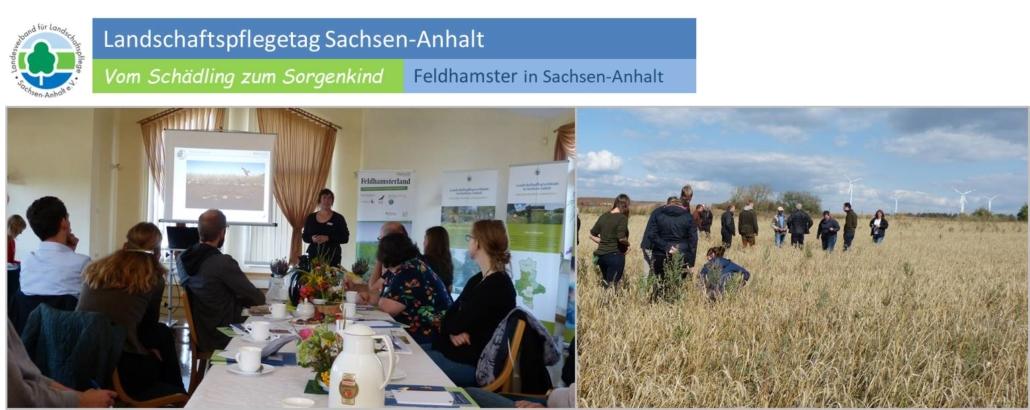 Landschaftspflegetag Sachsen-Anhalt