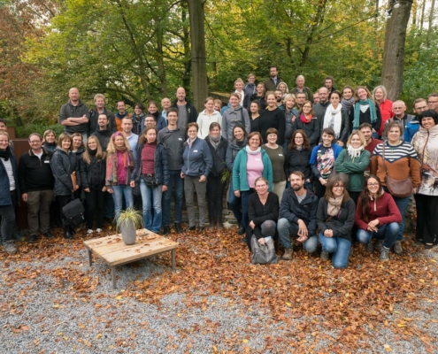 Die TeilnehmerInnen der IHWG Tagung 2019