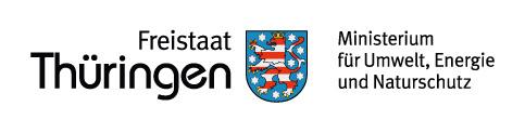Logo des Thüringer Ministerium für Umwelt, Energie und Naturschutz