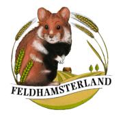 Feldhamsterland Plakette