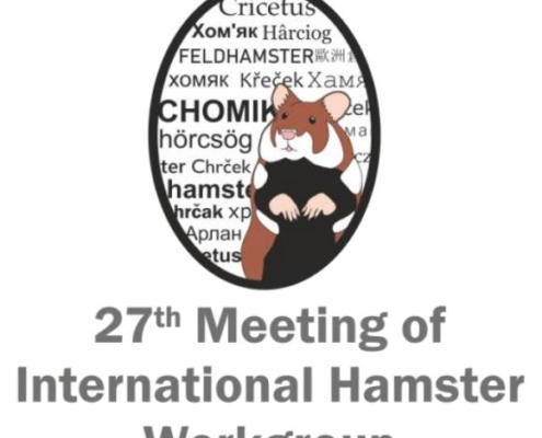 27. Treffen der International Hamster Workgroup
